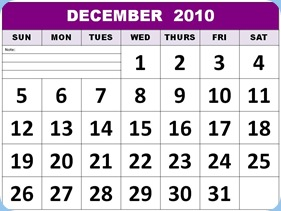 December Teams